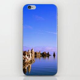Reflections at Mono Lake iPhone Skin