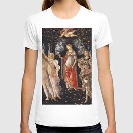 Primavera, Botticelli T-shirt