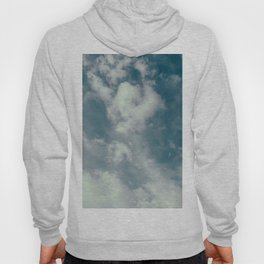 Soft Dreamy Cloudy Sky Hoody