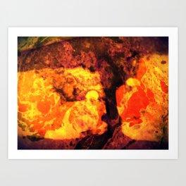 XZ1 Art Print