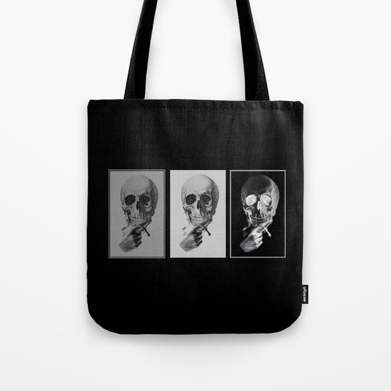 skull#05 Tote Bag