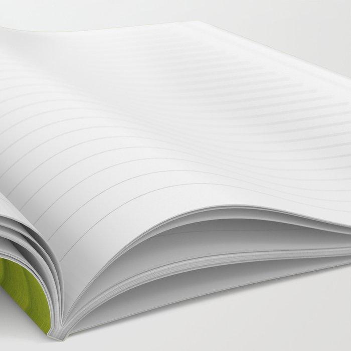Banana Leaf IV Notebook
