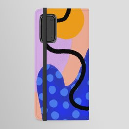 Desert Abstract Android Wallet Case