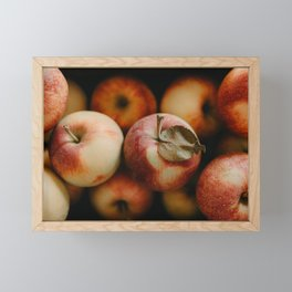 Apple Still Life Framed Mini Art Print