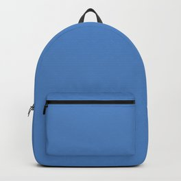 Pantone 17-4041 Marina Backpack