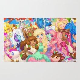 Dollightful Banner Art 2018 Rug