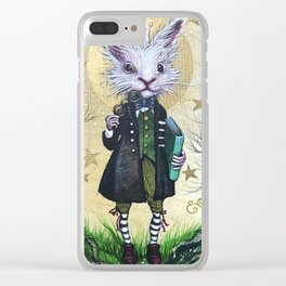 Catch me if you can Clear iPhone Case
