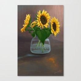Happy Birthday, Vincent! Canvas Print