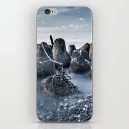 Tetrapods iPhone Skin