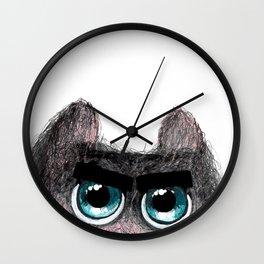 Pal-Cat Wall Clock