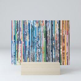 STRIPES 21 Mini Art Print
