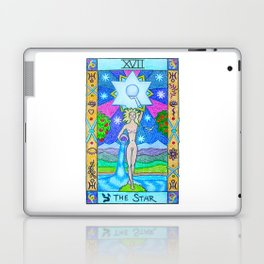 The Star - Tarot Laptop & iPad Skin