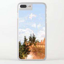 Aja/Par Clear iPhone Case