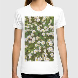 Daisies In Spring T-shirt