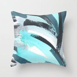 No. 55 Throw Pillow