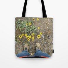 Muddy Boots Tote Bag