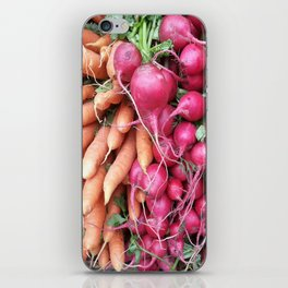 vegan treasure iPhone Skin