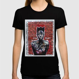 2014 AXUM MAN OF ALL TRIBES  T-shirt