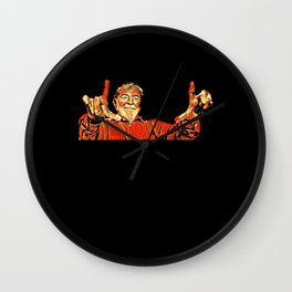 Lula Free Wall Clock