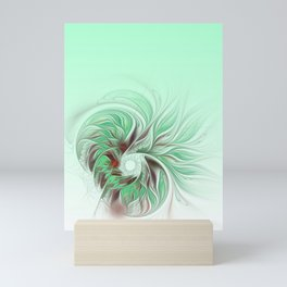for sheer curtains and more -6- Mini Art Print