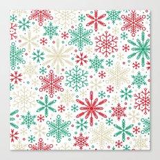 Seasons of Snow Canvas Print
