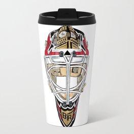 Rhodes - Mask Travel Mug