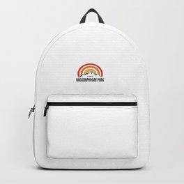 Uncompahgre Peak Colorado Backpack