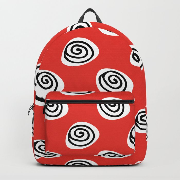 african curls Backpack