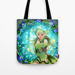 Forest Fea Tote Bag