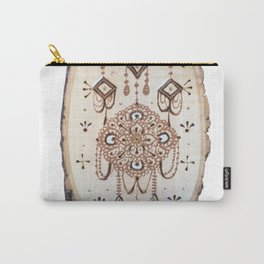 Henna Chandelier Carry-All Pouch