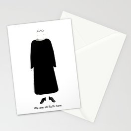 We Are All Ruth Now (centered text) Stationery Cards