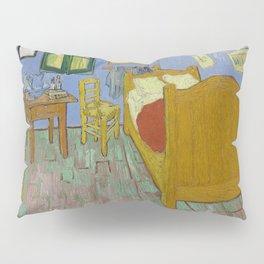 The Bedroom, Vincent van Gogh  Pillow Sham