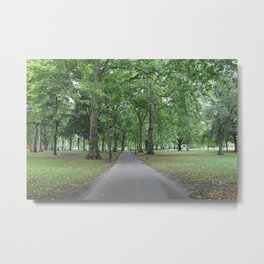 Symmetry In St. James' Park Metal Print
