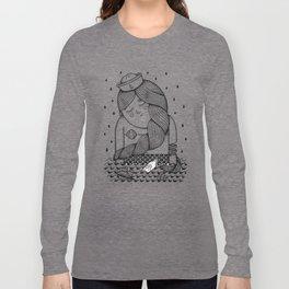 Amour Éternel (Elle) Long Sleeve T-shirt
