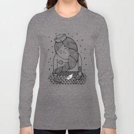 Amour Éternel (Elle) Long Sleeve T-shirt