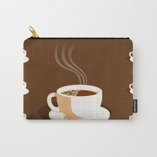 The Perfect Cup Of Coffee Carry-All Pouch