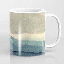 Grey Landscape Coffee Mug