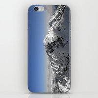 terminator iPhone & iPod Skins featuring Terminator Peak by Joe-LynnDesign