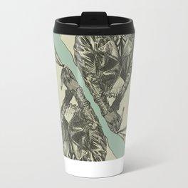 Queen of Carbon II Metal Travel Mug