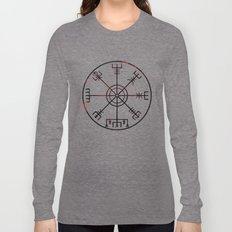 Vegvísir Long Sleeve T-shirt