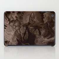 dragon age iPad Cases featuring Dragon Age: Arcane Horror by Couple Of Kooks