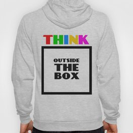 Think Outside The Box 3 Hoody