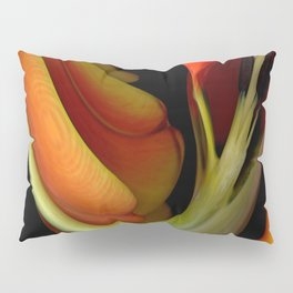 Leaning Tulip Pillow Sham