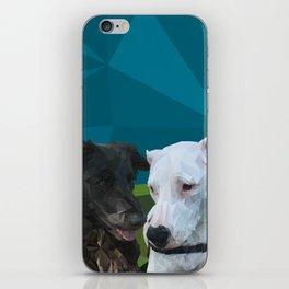 Barry Dog iPhone Skin