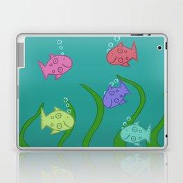 Fishies! Laptop & iPad Skin