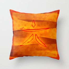 Ninjago Skylar 2015 Throw Pillow