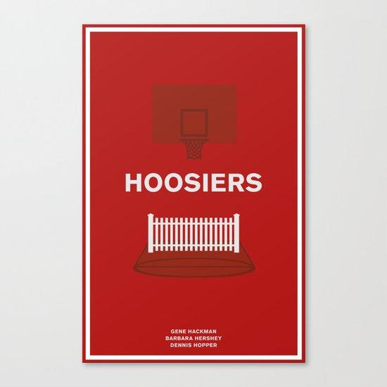 Hoosiers Canvas Print