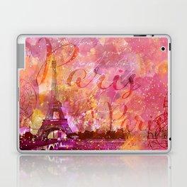 If you love Paris Laptop & iPad Skin