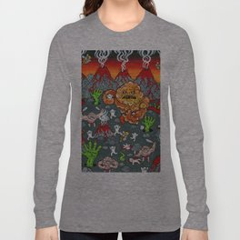 Volcano Lands Long Sleeve T-shirt