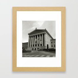 Philadelphia Museum of Art Framed Art Print
